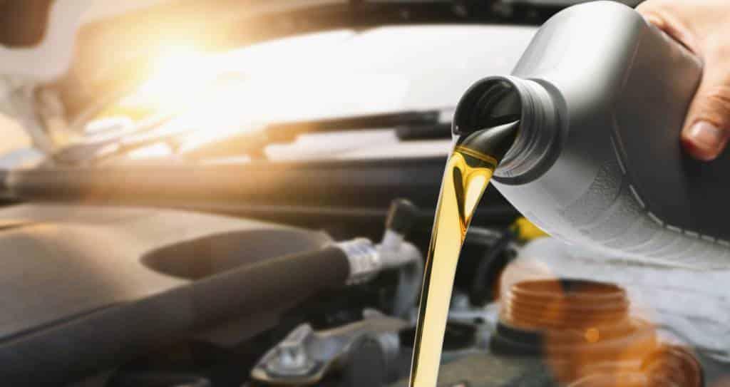 huile moteur entretien